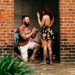 The Coolest New Orleans Proposal