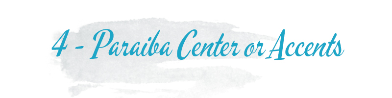 paraiba center or accent