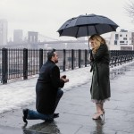 A Rainy Proposal in Brooklyn