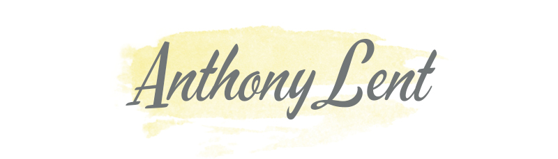 anthony lent banner