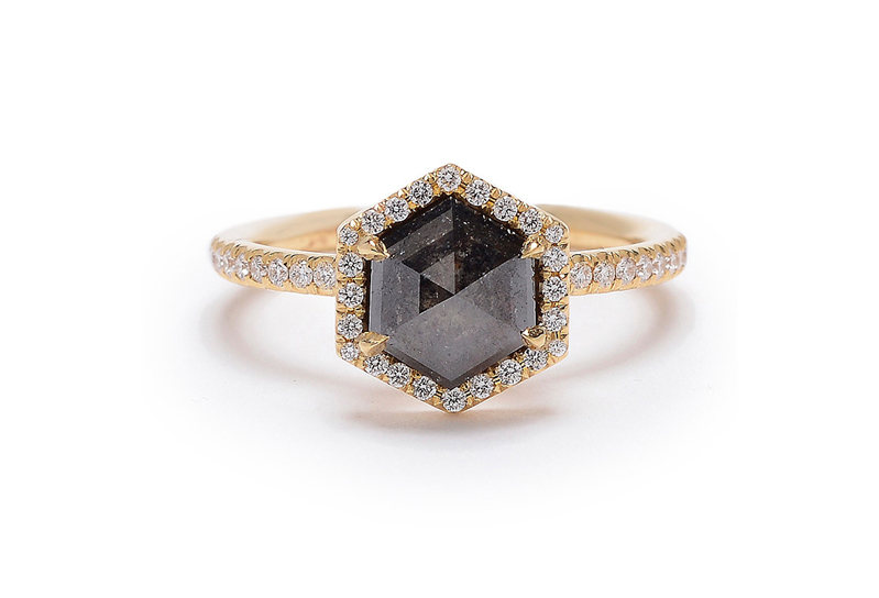 barclay engagement ring gotham collection