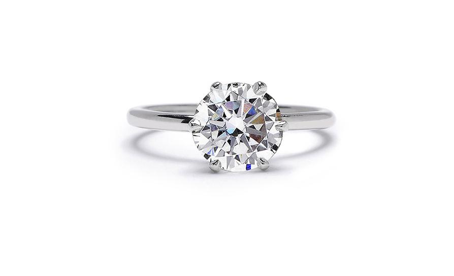 hudson engagement ring gotham collection