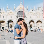 Gorgeous Proposal in Venice