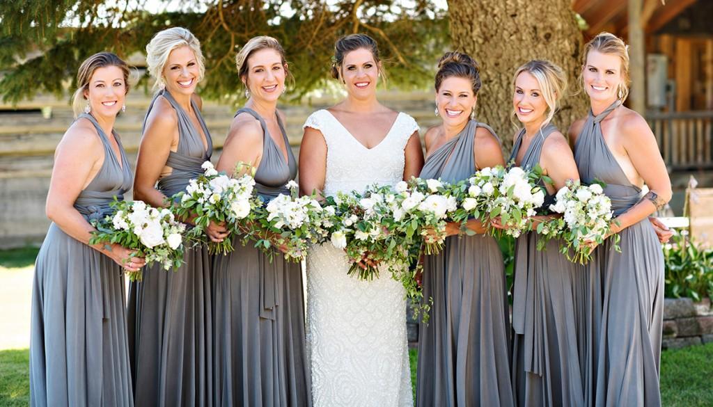 kalee sholdt bridesmaids