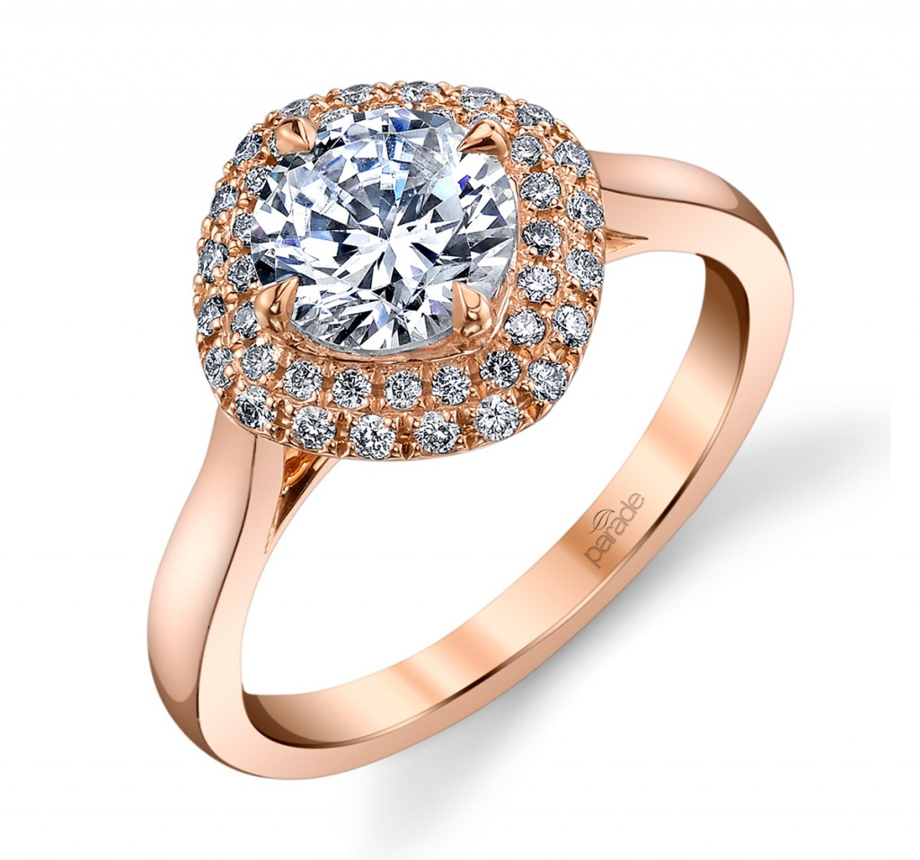 parade design engagement ring R3864-R1