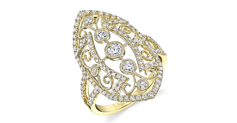 fashion ring sylvie collection