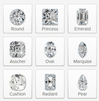 Diamonds Come in Many Shapes