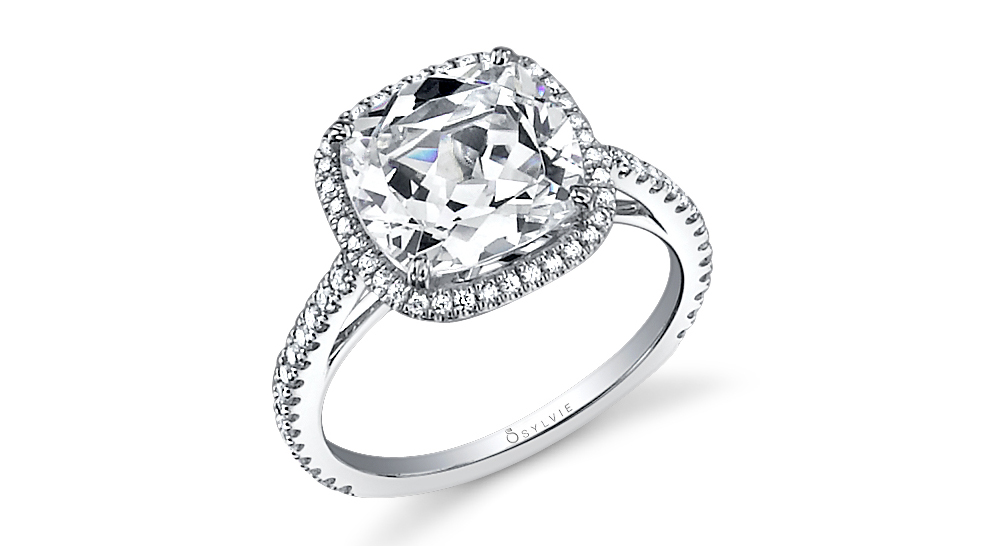 Sylvie Collection : 10 Engagement Ring Trends  to Celebrate a Decade of Diamonds