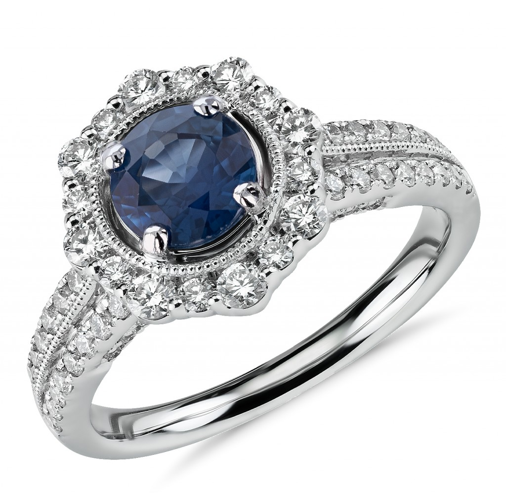 truly zac posen sapphire engagement ring 1