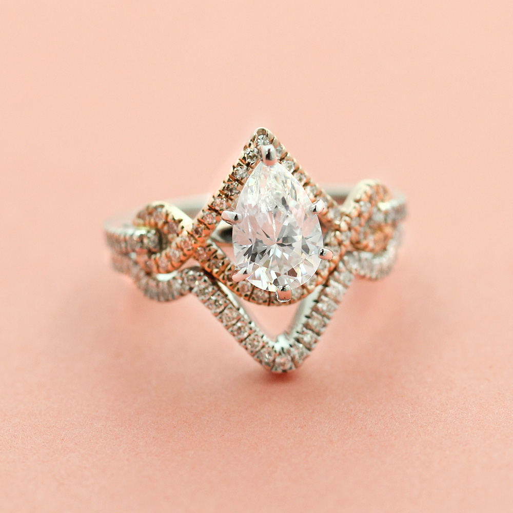 Custom Design Your Engagement Ring with MiaDonna