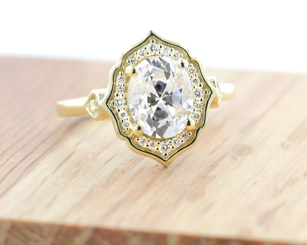 diamond rose product arrivals gold rings oval markpatterson patterson ring mark engagement new