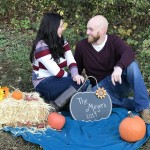 The Cutest Pumpkin Proposal with a Baby!