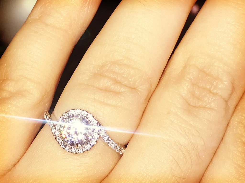 ariel and marquel engagement ring
