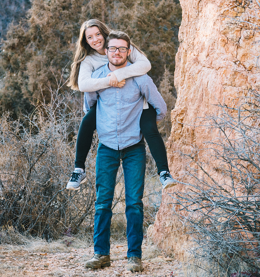 engagement session utah