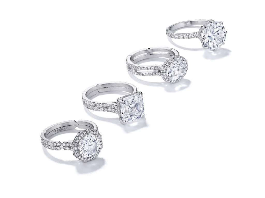 Lindsey Scoggins engagement rings