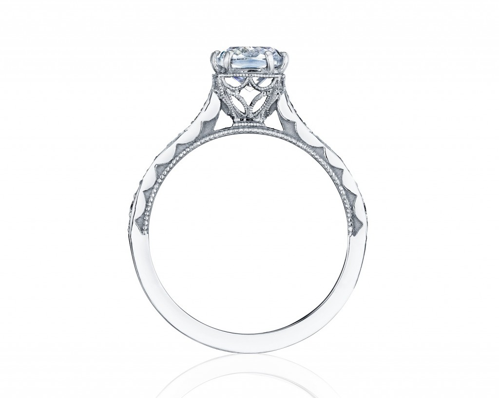 Tacori Platinum Engagement Rings