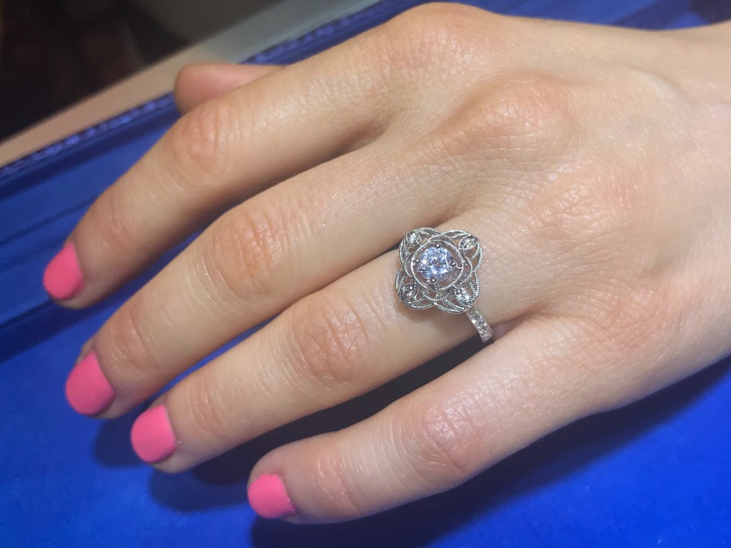 5 Unexpected 2018 Engagement Ring Trends
