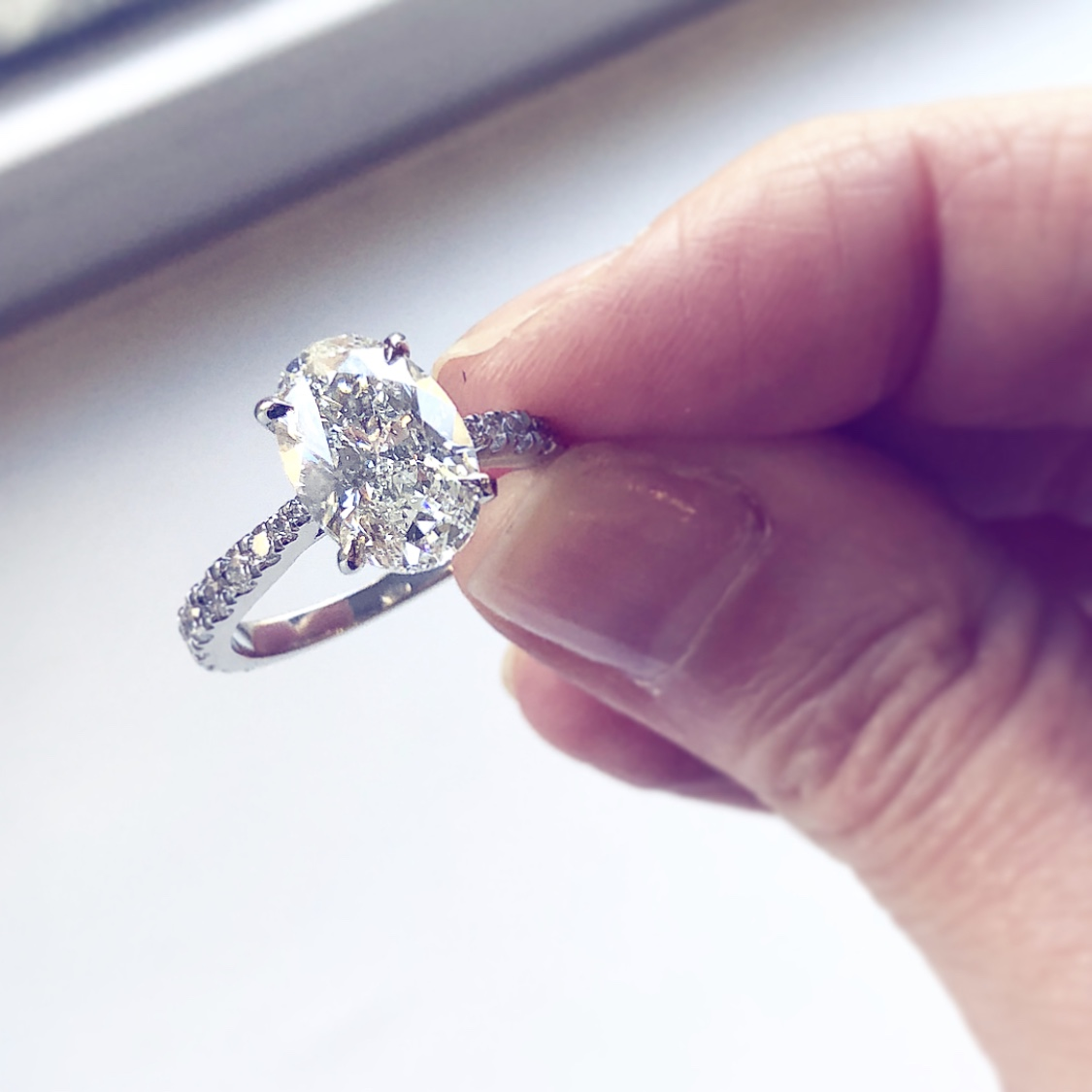 anniversary ring