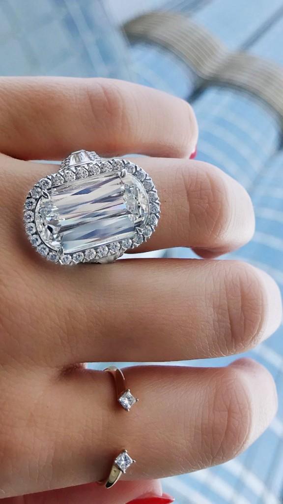 Lamour big ring