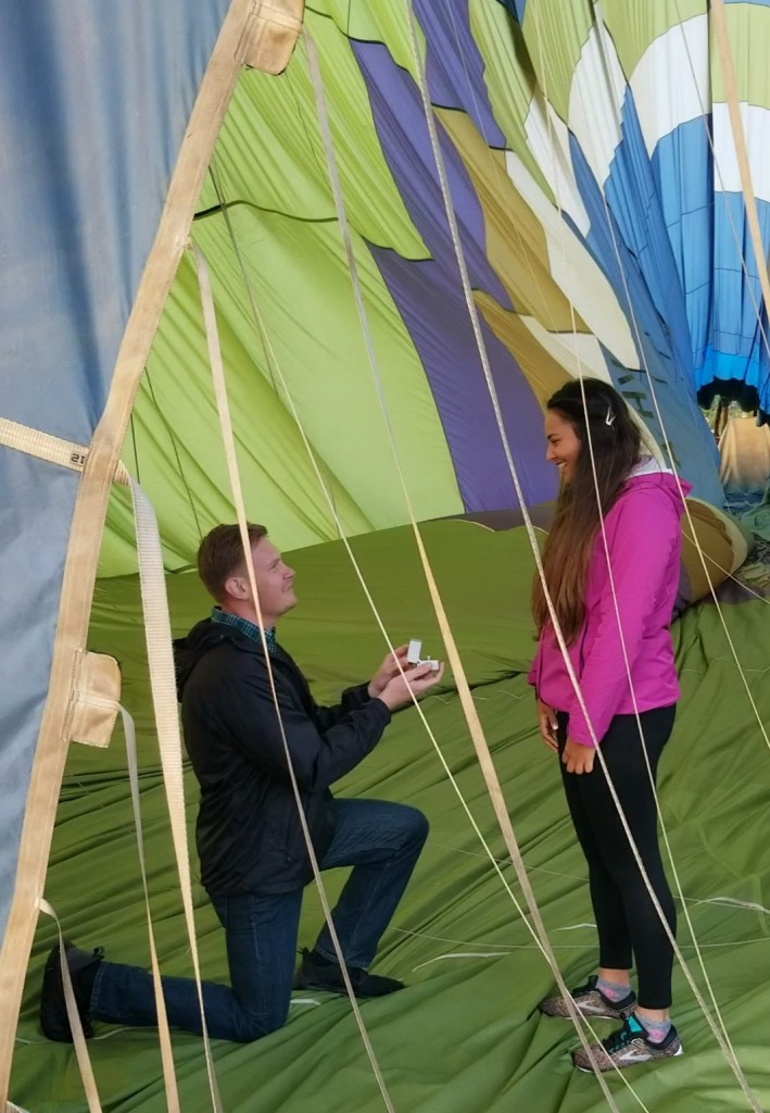 Hot Air Balloon Proposal