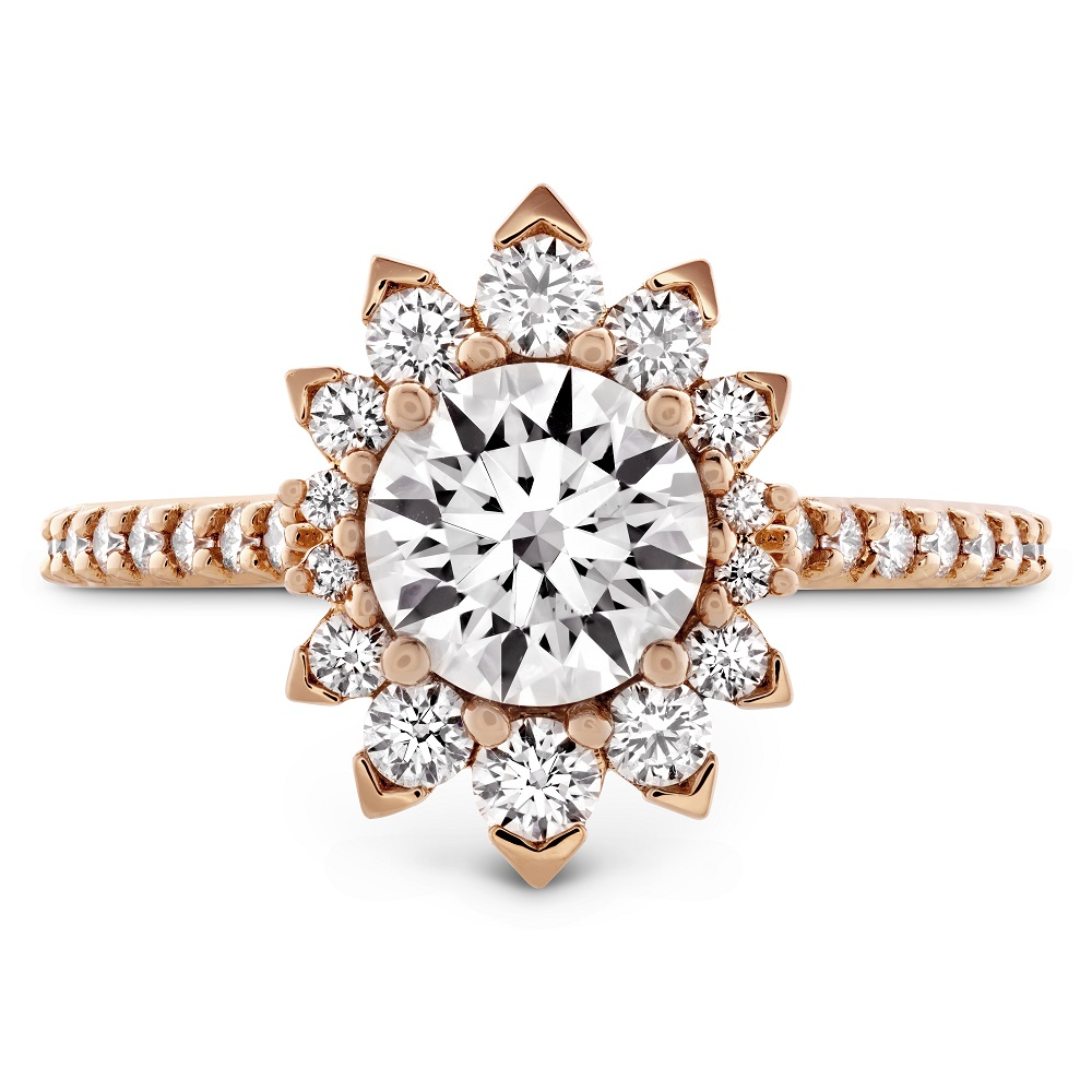 Hayley Ballerina ring