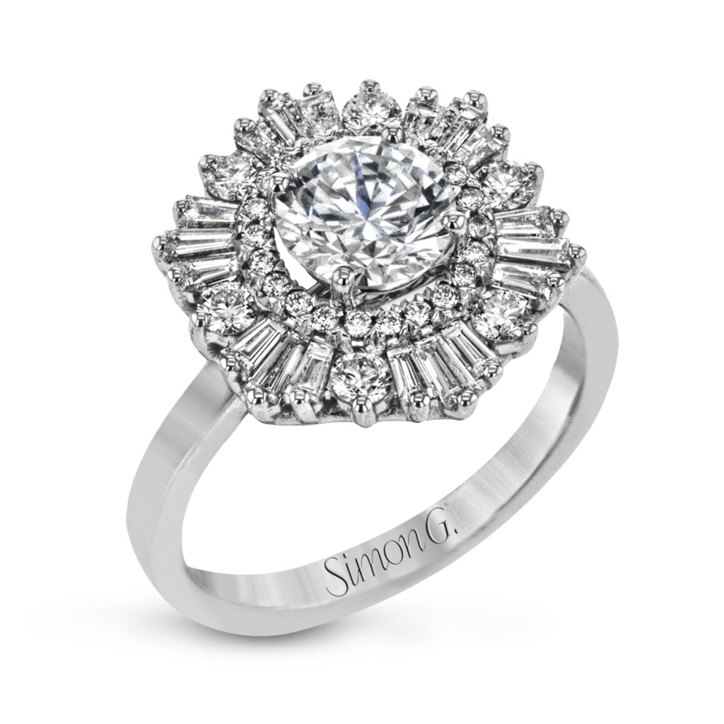 10 New & Cool Engagement Ring Trends