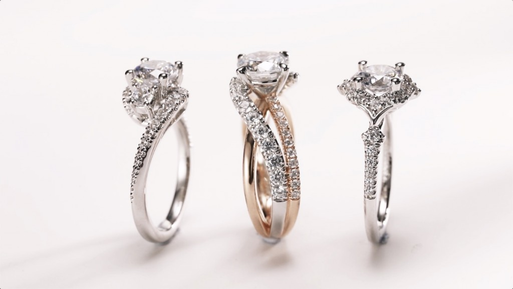 Customize the Engagement Ring of Your Dreams with Gabriel & Co.