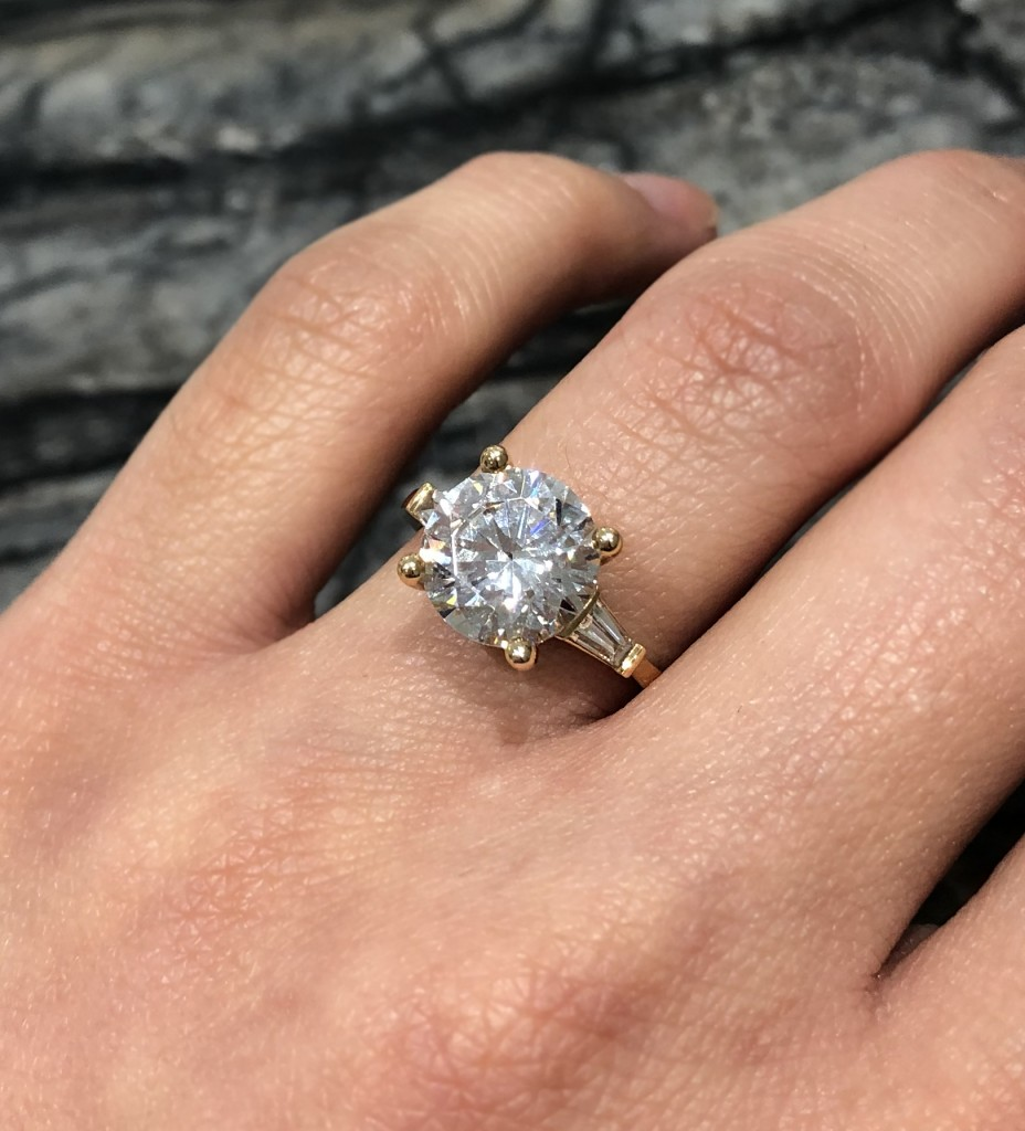 5 New Hot Celebrity Engagement Ring Trends & How To Get The Look
