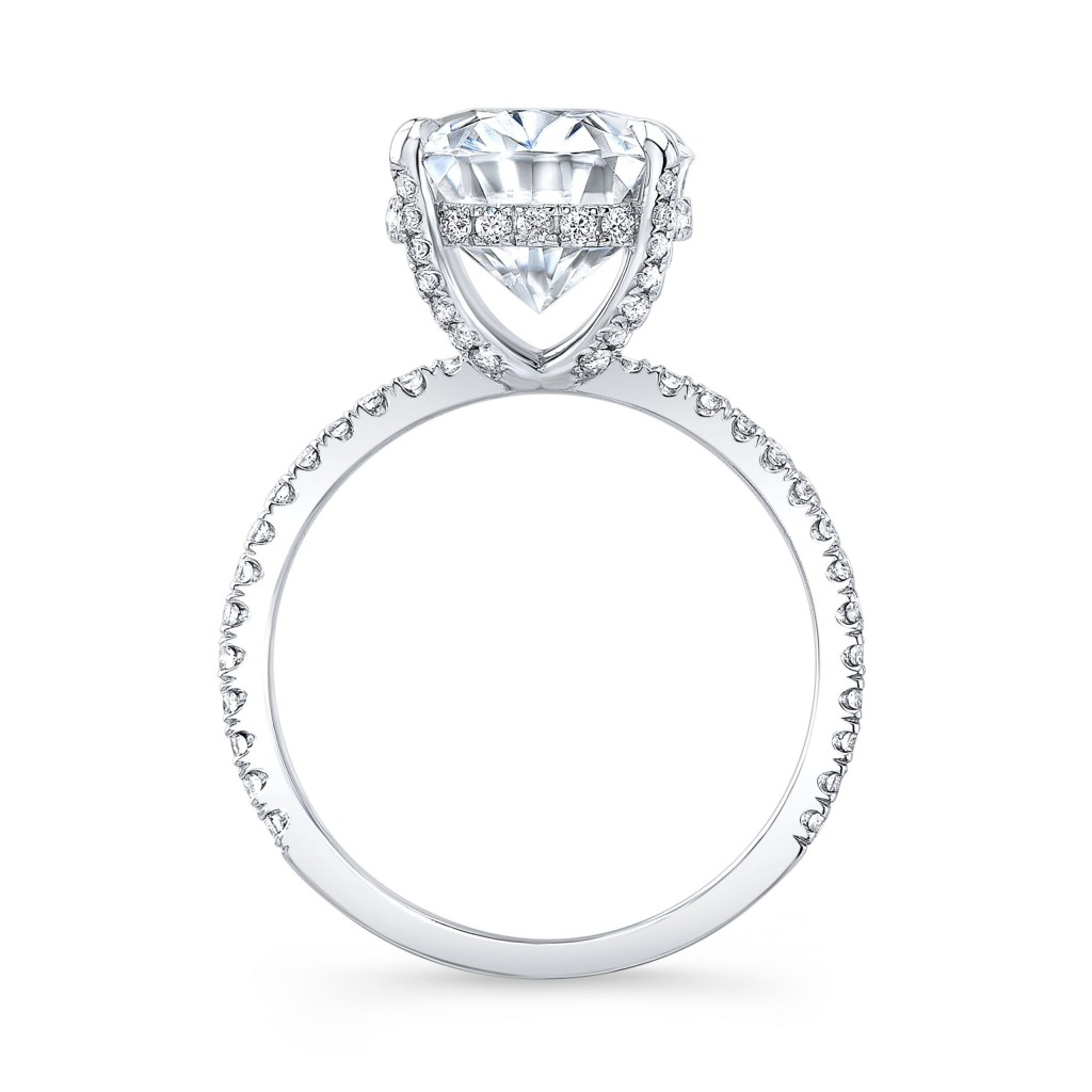 2020 Virtual Jewelry Week Engagement Ring Trends