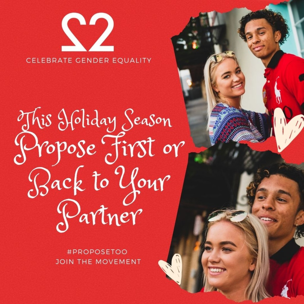 This Holiday Season Propose First or Back to Your Partner