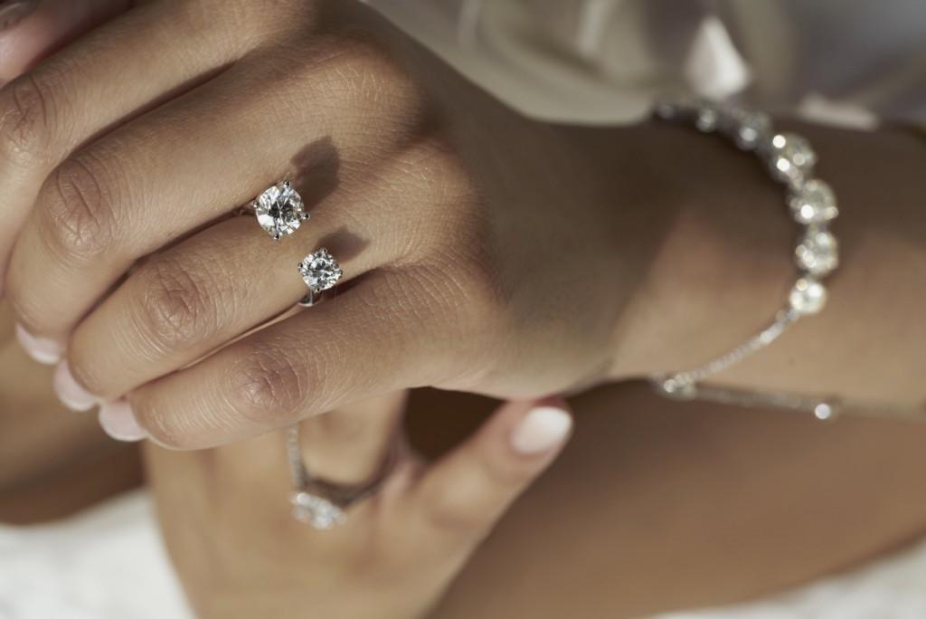Binary Ring + Pleiades Bolo Bracelet (1)