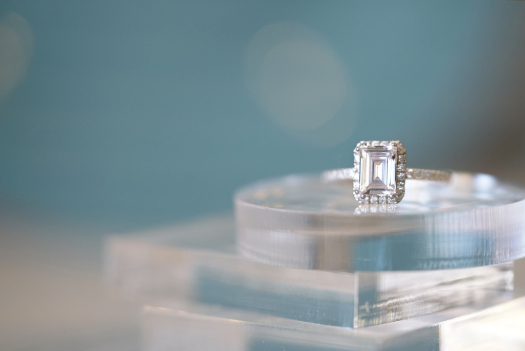 Neptune Engagement Ring