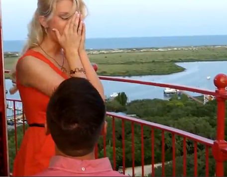 St. Augustine's Top Places to Propose