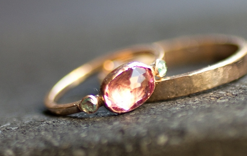 Vena Amoris: Made in Brooklyn Custom Engagement Rings and Wedding Bands