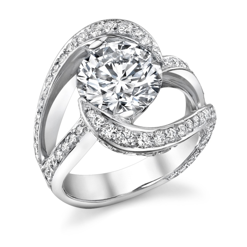 The Latest Newest Engagement Rings Engagement 101