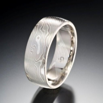 band chris ploof - Male Wedding Ring