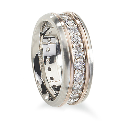 Unique Wedding Bands for You and Him