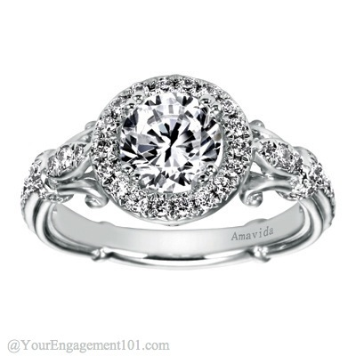 amavida build rings your white crown own tdw with ring gold bpid engagement diamond carat