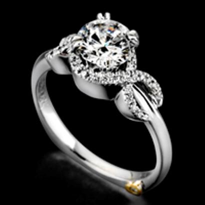 vintage engagement rings los angeles
