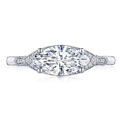 Tacori East West Marquise