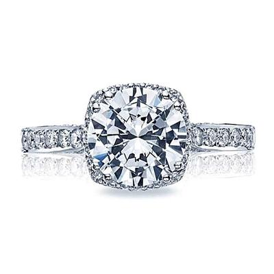 Tacori Halo Ring